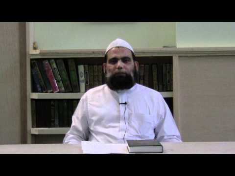 Enjoining good and forbidding Evil - Sh Dr Masood ahmed- Urdu