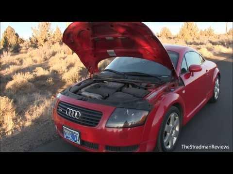 Audi TT Quattro Car Review