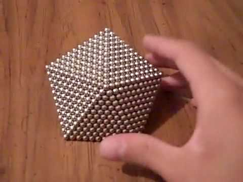 "Impossible to ""crush"" neocube shape"