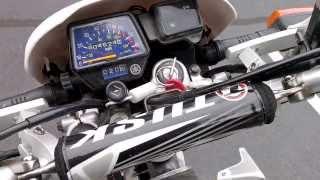 8. 2003 Yamaha XT225