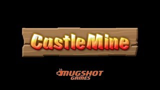 CastleMine YouTube video