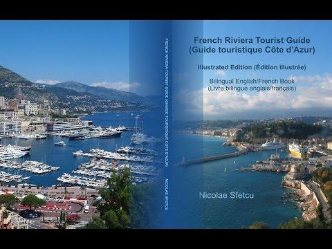 Book (Livre): French Riviera Tourist Guide (Guide touristique Côte d'Azur)