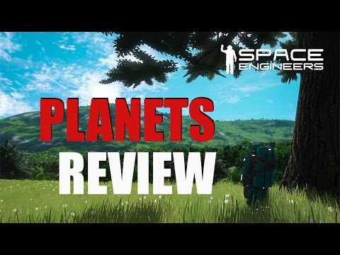 обзор Space Engineers