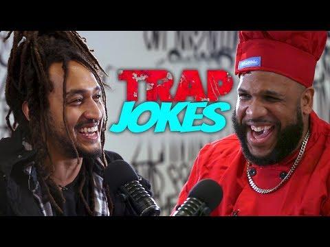 You Laugh, You Lose   Patrick vs. Doboy (Trap Jokes Edition)