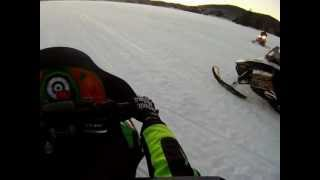 10. 07 Ski-Doo 800 HO VS 07 F8 Sno Pro & 05 F7