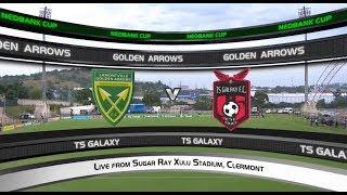 Video Nedbank Cup | Semi-Final | Golden Arrows vs TS Galaxy MP3, 3GP, MP4, WEBM, AVI, FLV April 2019