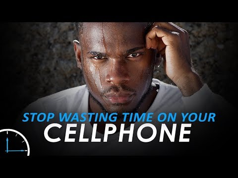 STOP WASTING TIME ON YOUR CELLPHONE | New Motivational Video for Success & Study (Eye Opening Video)