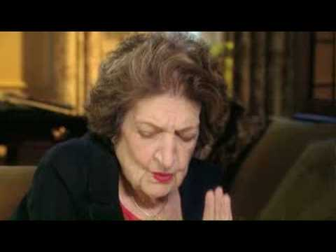 Helen Thomas on George Bush