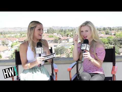 talks - Tiffany Houghton Talks Fifth Harmony Obsession & New Music Videos! Subscribe to Hollywire | http://bit.ly/Sub2HotMinute Send Chelsea a Tweet! | http://bit.ly/TweetChelsea Follow Hollywire!...