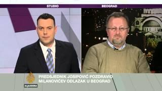 http://balkans.aljazeera.net/video/kontekst-srpsko-hrvatski-odnosi Srpski i hrvatski premijer Dačić i Milanović - sastali su se u srijedu u Beogradu. Šta će novo ...