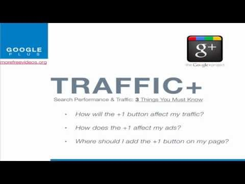 google plus project - Get More Google Web Traffic Tips Here: http://www.jonrognerud.com - 3 things you must know about how Google Plus Project can & will affect your web traffic. ...