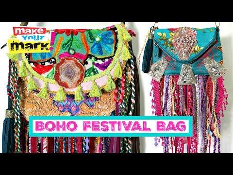 Boho Festival Bag
