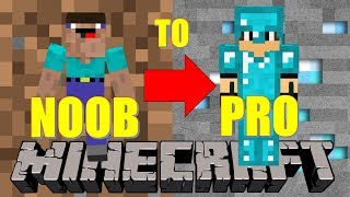 "Video ""NGAJARIN NOOB UNTUK MENJADI PRO"" How To Survival In Minecraft #1 MP3, 3GP, MP4, WEBM, AVI, FLV Maret 2018"