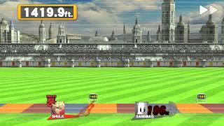 SSB4 – Shulk Home-Run Contest