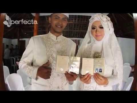 Wedding highlight Tyas & Uki