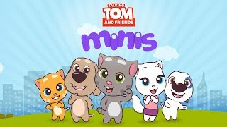 Video Talking Tom and Friends Minis - LIVE 24/7 MP3, 3GP, MP4, WEBM, AVI, FLV Maret 2018