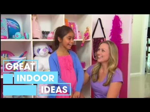 Better Homes and Gardens - Deco: Girl's bedroom Ep 20 (14.06.2013)