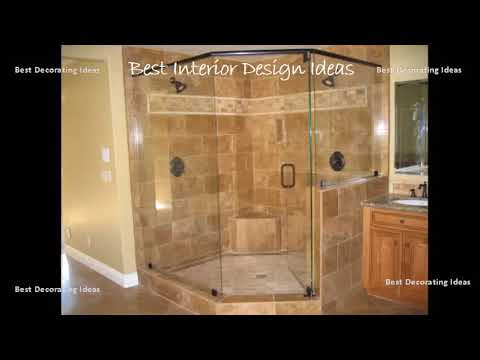 Small bathroom designs with corner shower | Photos of Modern Functional Bathroom