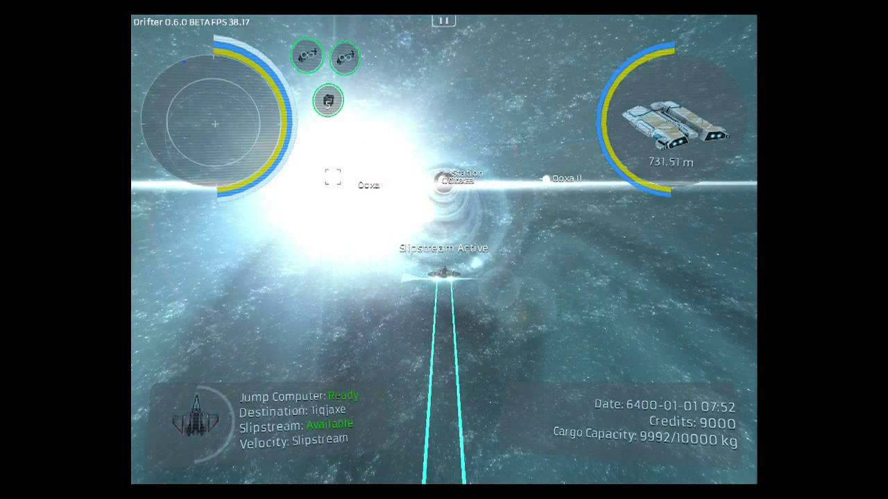 GDC 2015: Open-World Space Trading Game 'Drifter' Still in the Works for iOS