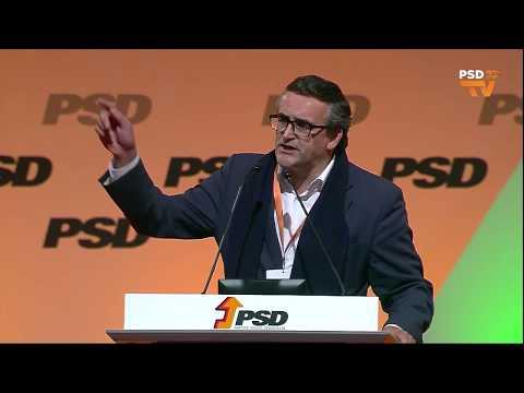 37º Congresso PSD - Intervenção de Hernâni Santos