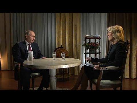 Ο Βλαντίμιρ Πούτιν για την εμπλοκή Ρώσων στις αμερικανικές εκλογές…