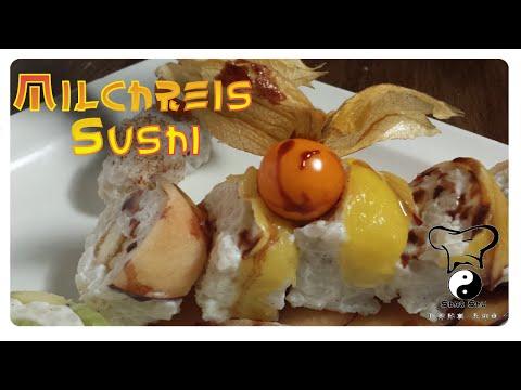 Milchreis Sushi / Sweet Sushi