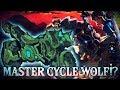 MASTER CYCLE ZERO ORIGINALLY WAS A WOLF!