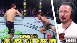 Video Kavanagh: Conor's very upset that Khabib dropped him; DC vs Lewis UFC 230?; Aldo wants McGregor MP3, 3GP, MP4, WEBM, AVI, FLV Oktober 2018