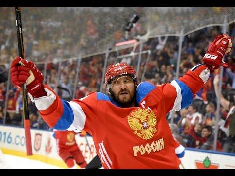 Россия — Финляндия 3:0 Видео обзор матча и все голы 22.09.2016 Кубок Мира по хоккею 2016 (видео)