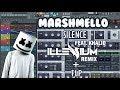 Marshmello - Silence (feat. Khalid) (Illenium Remix) [REMAKE+FLP]