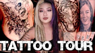 ALL ABOUT MY TATTOOS by Kimmy Tan
