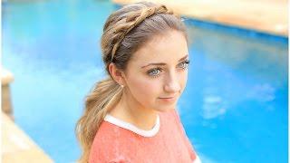 How to Create a Rope Twist Headband | Cute Girls Hairstyles by Cute Girls Hairstyles