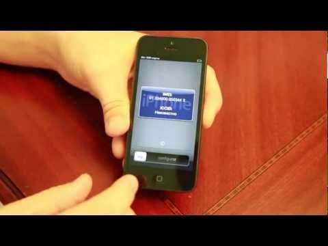 Unlock iphone 5 своими руками