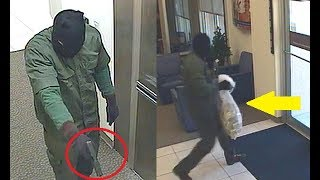 Video 7 Crazy Atm Thefts You Thought You Would Never See MP3, 3GP, MP4, WEBM, AVI, FLV November 2018