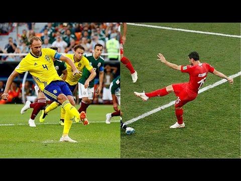 Μουντιάλ 2018: Σουηδία εναντίον Ελβετίας για τους «8»