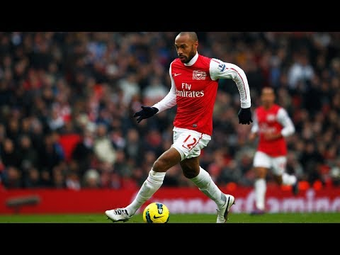 Thierry Henry ● The Legend ● The Best Moments ● HD #MerciThierry