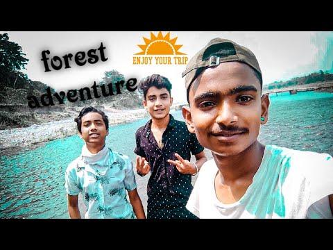 Forest journey of TEAM TITAN