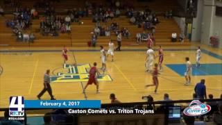 Caston Boys Basketball vs Triton