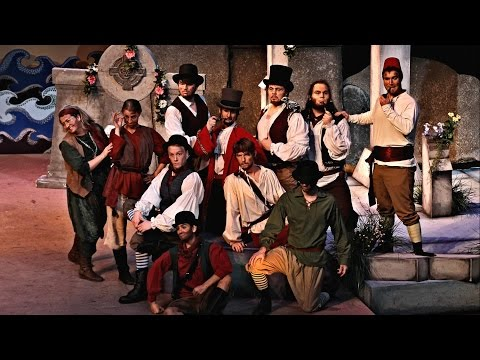 The Pirates of Penzance (full performance)