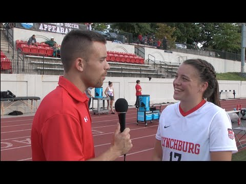 Frances Foster Post-Game vs Salem College