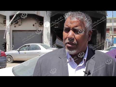 وزيرا التعليم والحكم المحلي في زيارة تفقدية لبلدي أبو سليم