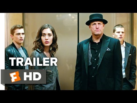 Watch Now You See Me 2 Official Trailer