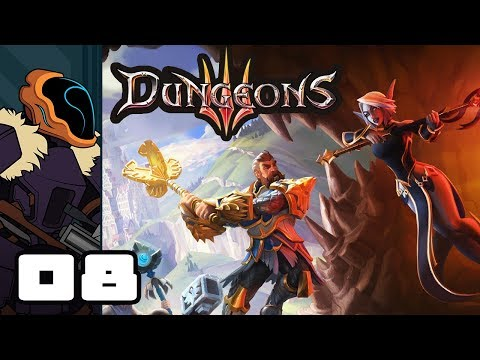 Let's Play Dungeons 3 - PC Gameplay Part 8 - The Diet Of Pure Evil (видео)
