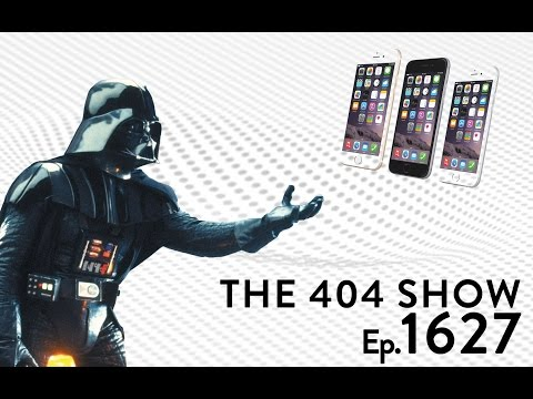 The 404 - Apple Force Touch, The Fat Jew, Amazon workplace, Ashley Madison, Ep. 1627