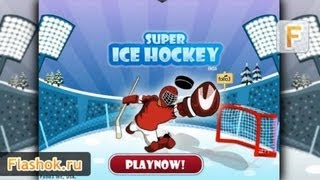 Видеообзор Super Ice Hockey