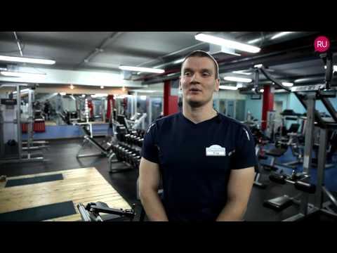 Комплекс упражнений с персональным тренером Егором Ильючиком