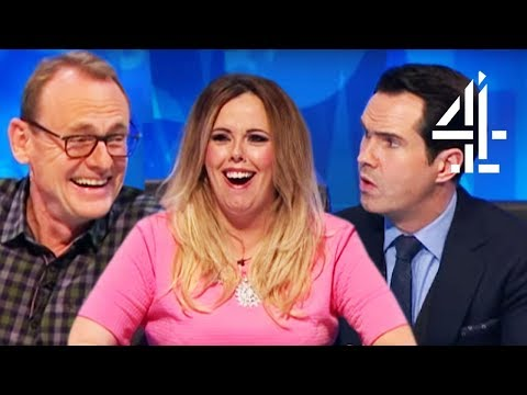 Roisin Conaty: BEST Countdown Player EVER?   8 Out of 10 Cats Does Countdown   Best of Roisin Pt. 2 (видео)