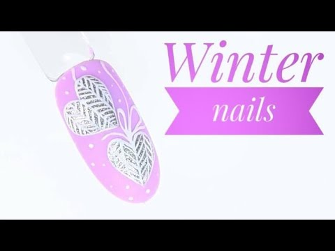Nail art -  :: Winter Nails ::  Nailart by Natalia