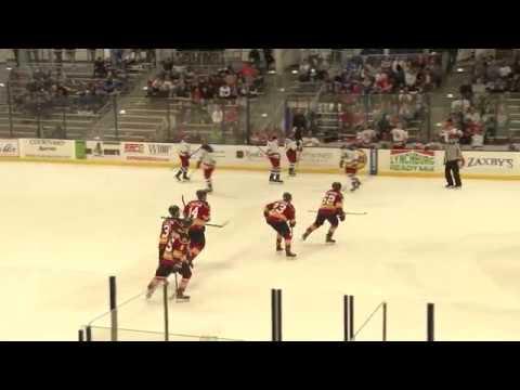 VIDEO: Rivermen 3, Roanoke 2 (Game 1 SPHL quarterfinals)