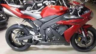 10. 2004 Yamaha YZF-R1 @ iMotorsports 8272